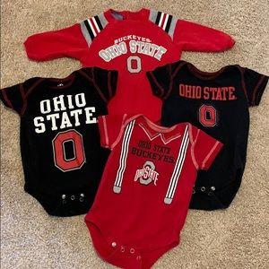 Ohio State Onesies